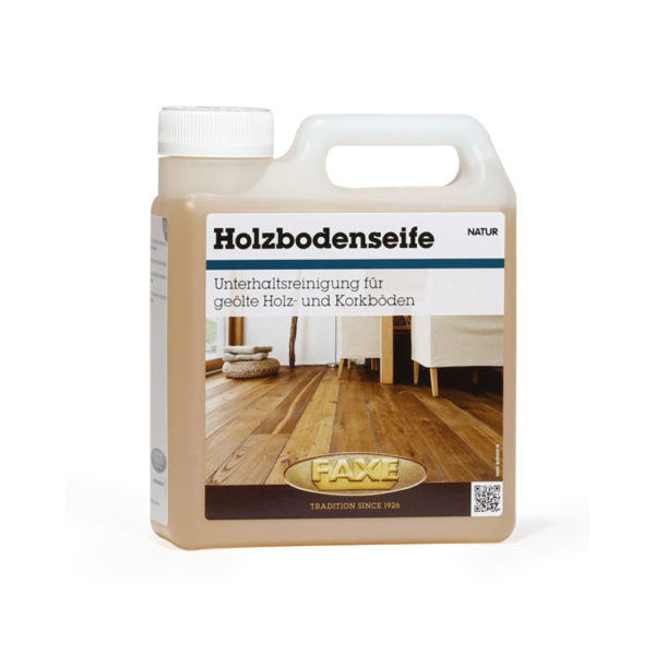 Cali FAXE Holzbodenseife Natur